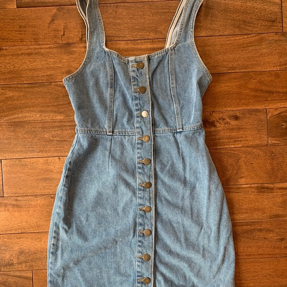 Urban Outfitters Jeans Dress
